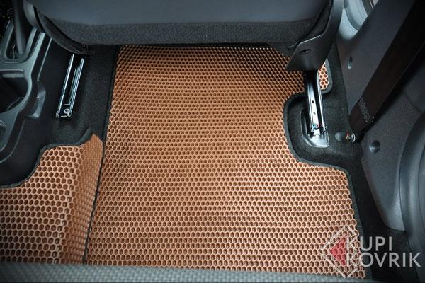 Коврики Renault Duster