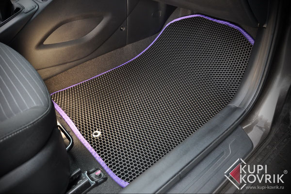 Коврики EVA для Kia Cerato III