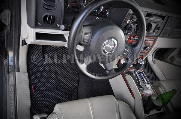 Коврики Jeep Commander