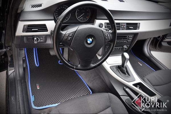 Автомобильные коврики EVA BMW 3 E90