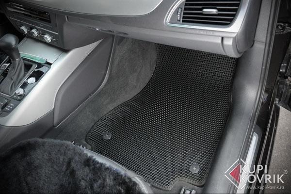 Автомобильные коврики EVA Audi A6 C7