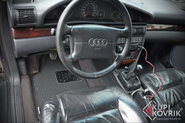 Автомобильные коврики EVA Audi A6 C4