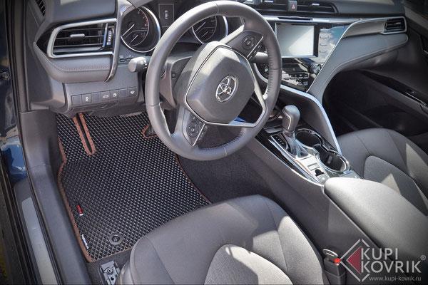 Коврики EVA для Toyota Camry XV70