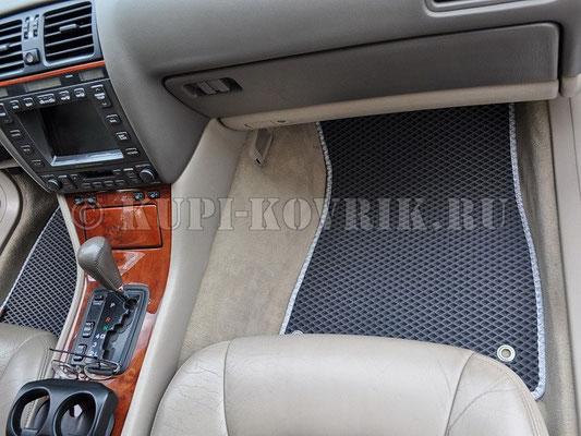 Коврики Lexus LS II