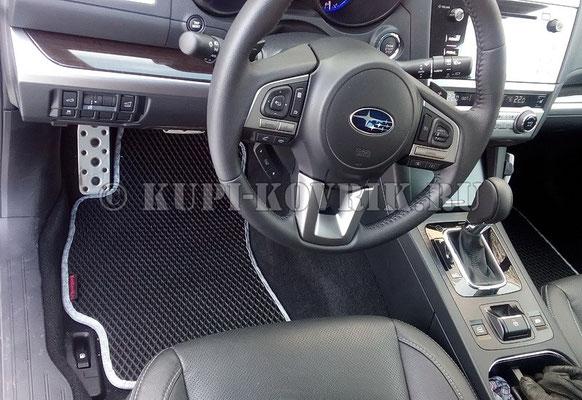 Коврики Subaru Outback V