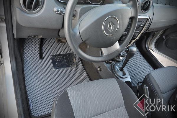 Коврики Renault Duster I