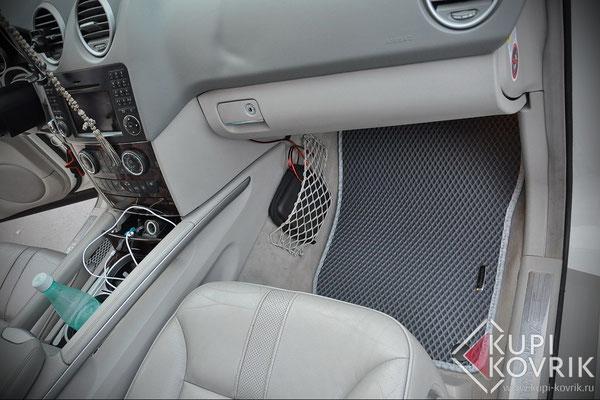 Коврики для Mercedes-Benz M-klasse W164