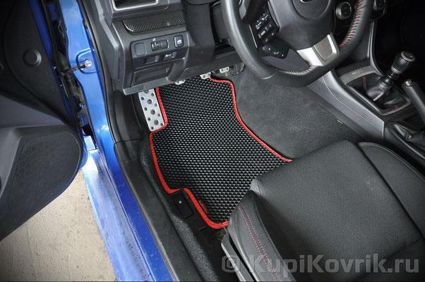 Коврики Subaru Impreza IV