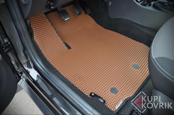 Коврики Nissan Terrano III