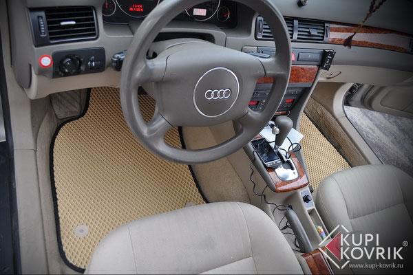 Автомобильные коврики EVA Audi A6 C5