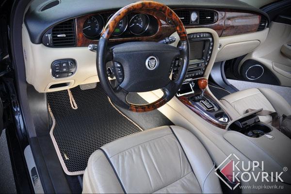 Коврики для Jaguar XJ III