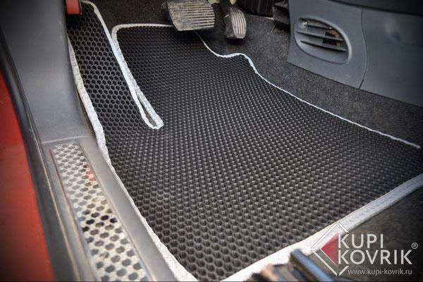 Коврики EVA для Fiat 500 II