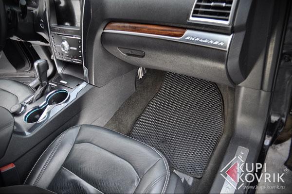 Автомобильные коврики EVA для Ford Explorer V