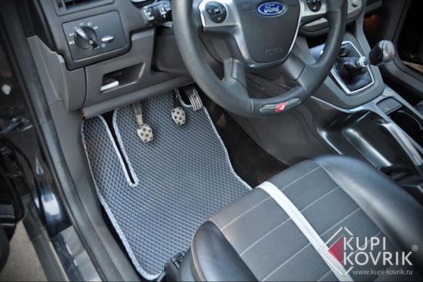 Автомобильные коврики EVA для Ford Kuga I