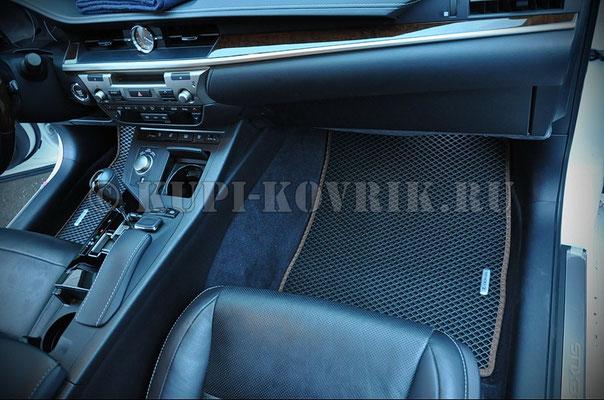 Коврики Lexus ES VI