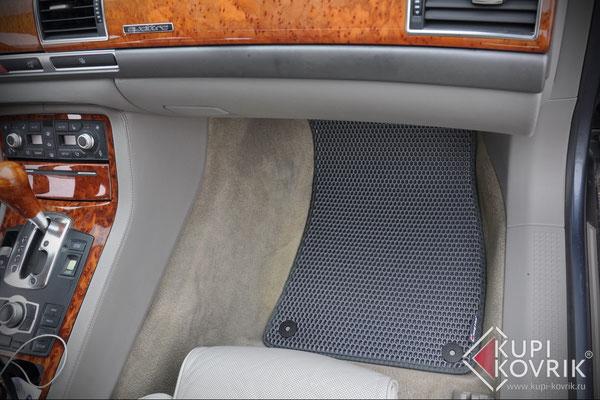 Автомобильные коврики EVA Audi A8 D3 II Long
