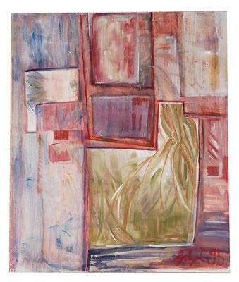 """Landschaft """"China"""", Werk-Nr. 024, Florence Solvay"""
