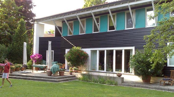 Haus K. - Neubau, Erding-D, 1993-1995 - Foto © Knauer Architekten
