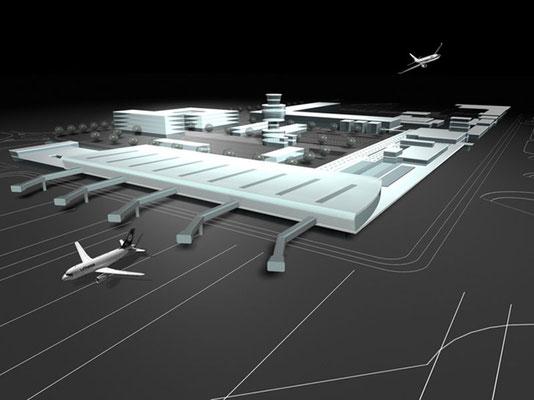 Erweiterung und städtebauliche Neustrukturierung des Flughafens Graz-A, 2002 - 1. Nachrücker
