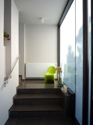 Windfang - Foto © Knauer Architekten
