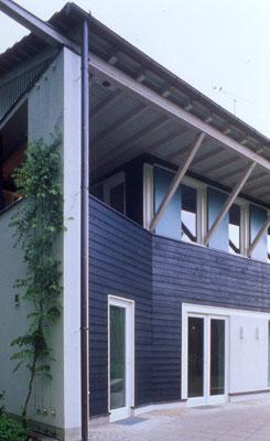 Haus K. - Neubau, Erding-D, 1993-1995 - Foto © H. Schild