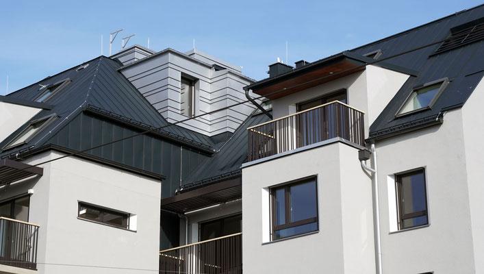 Terraced House, Wien-A, 2017-2019 - Foto © KNAUER ARCHITEKTEN