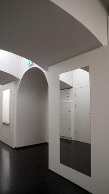 Freihandgarderobe Schülergruppen - Foto © Knauer Architekten ZT