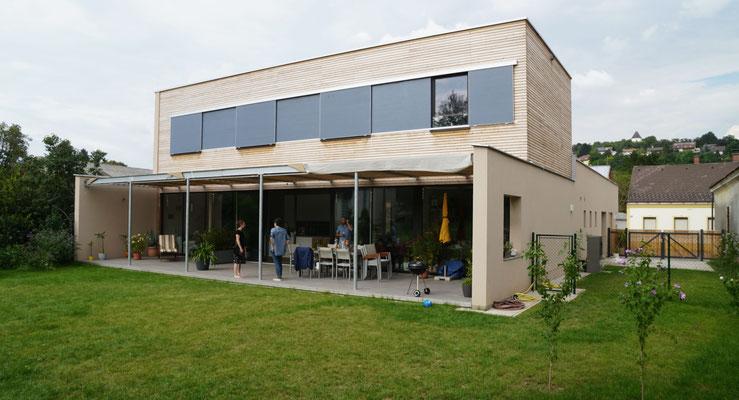 Atriumhaus im Weinviertel, Unterolberndorf-NÖ