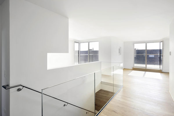 Terraced House, Vienna-A, 2017-2019 - Foto © H. Haböck