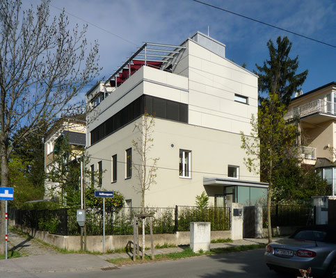 Haus H16K - Umbau und Aufstockung, Wien-AT, 2010-2012 - Foto © Knauer Architekten