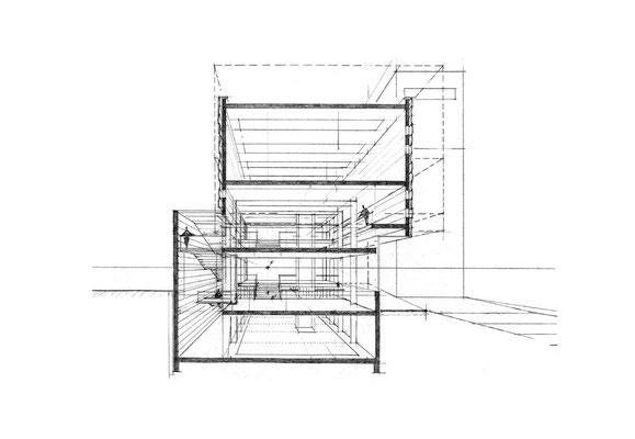 Skizzen © Knauer Architekten