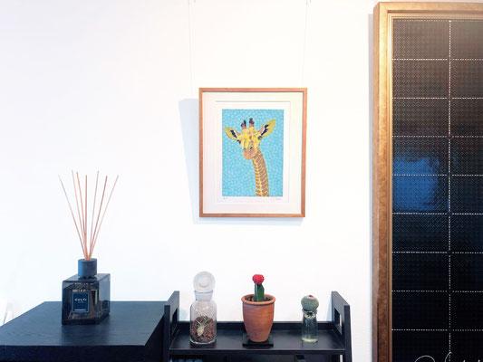 動物・抽象シリーズとさまざまな作品を取り揃えているので、お部屋の雰囲気に合ったお気に入りの作品をお探し下さい。
