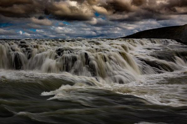 Gulfoss Waterfall, Iceland (June 2019)