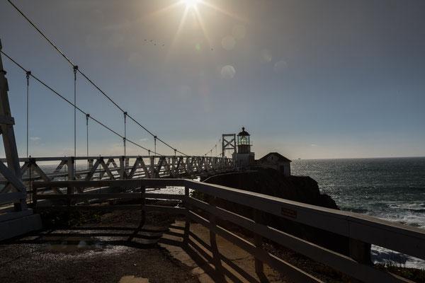 Point Bonita Lighthouse, Sausalito, USA (November 2015)
