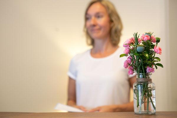 Impressionen Praxisräume Osteopathie Praxis Lisa Börsch - Bottrop-Kirchhellen