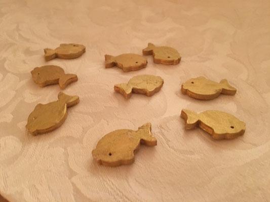 Silvester-Fischchen