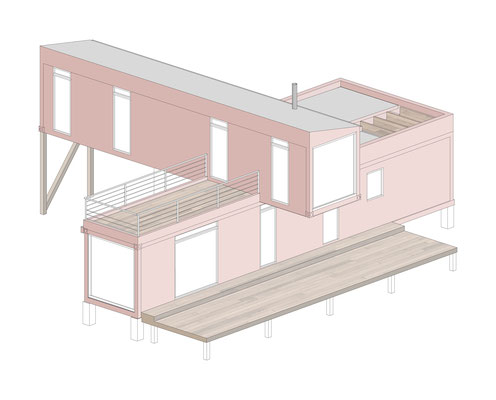 Casa Container LL