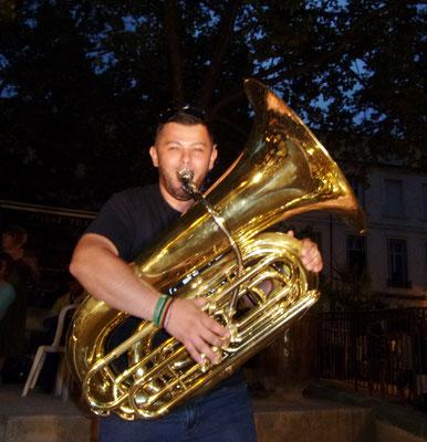 St Roch-Ecusson - Montpellier - 10 juin 2016 - Repas de quartierPhoto JM Quiesse