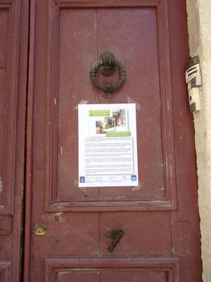 Porte Montpellier rue Roucher 07 2016  photo JM Quiesse