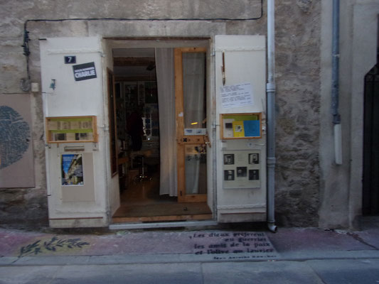 Montpellier rue Roucher 2016-Atelier Raphaël Ségura- Photo JM Quiesse