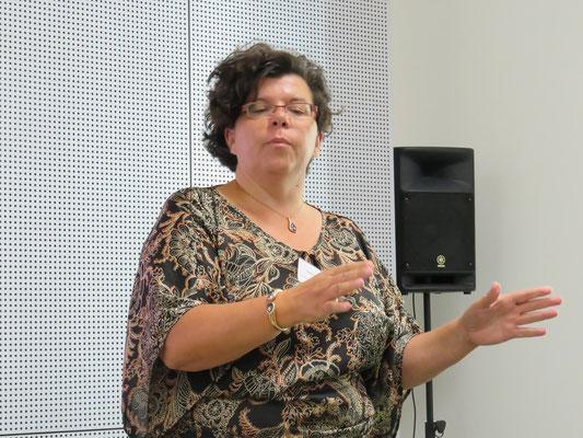 Montpellier Assises Sciences et Société - 5 07 2017 Sonia Lavadinho - photo D. Ferré