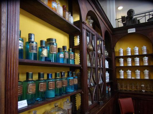 Comite de quartier st Roch-Ecusson - Montpellier - Musée de la pharmacie Albert Ciurana - 05 2017