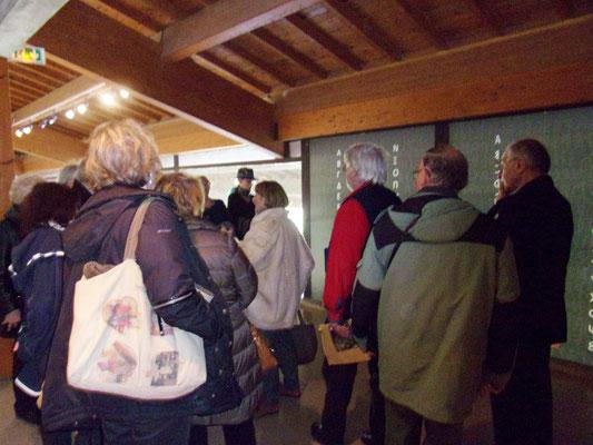 Comité de quartier st Roch-Ecusson - Les Etrusques en toutes lettres - lattes 02 2016