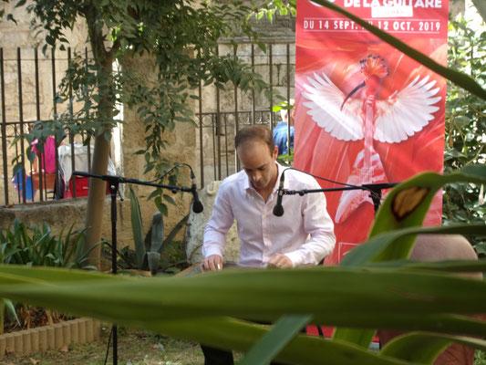 Internationales de la Guitare 2019 - Montpellier - Chekir Khalil - Photo JM Quiesse