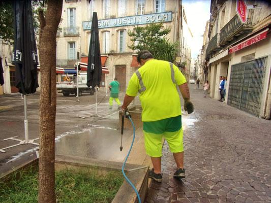 Montpellier - st Roch-Ecusson - Grand nettoyage 28 06 2017 2