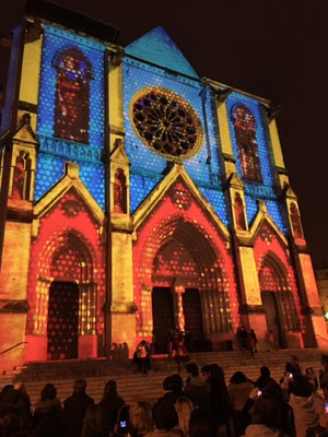 St Roch-Ecusson fête des lumières 2015 - photo Guy Maurin Laffont