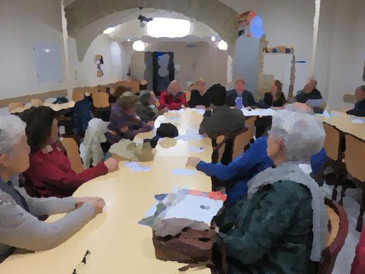 Comité de quartier st Roch-Ecusson de Montpellier - 24 janvier 2020