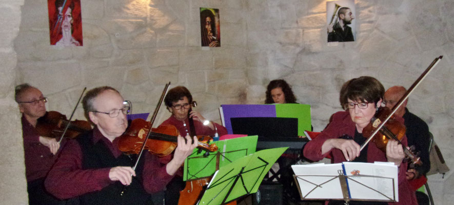 Comité de quartier st Roch-Ecusson - Clapas Tango - 25 11 2016