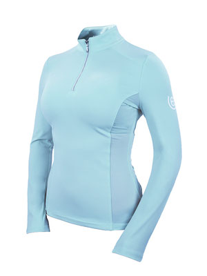 Ice Blue Vision Top