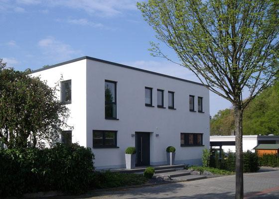 Neubau Einfamilienhaus in Bonn